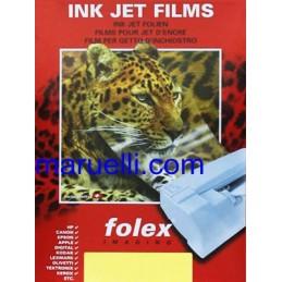 Film Poliest A4 Bianco Ink...