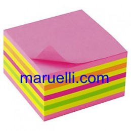 Post It a Cubo Colorati
