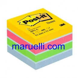 Post It Mini Cubo