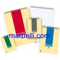 Blocco Notes Quadretti 8x12...