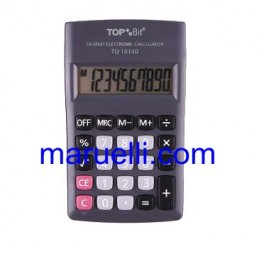 Calcolatrice Topquality 10C...