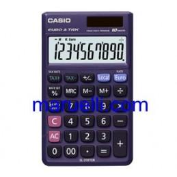 Calcolatrice Casio 10 Cifre...