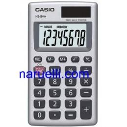 Calcolatrice Casio Hs-8Ver...