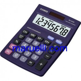 Calcolatrice Casio Ms8Ver 8...