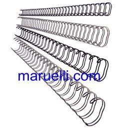 Spirali Metalliche D. 6 3-1