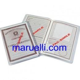 Busta Porta-Carta Identita