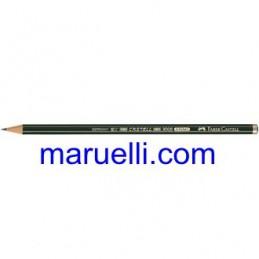 matita con gomma hb