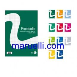 Fogli Protocollo 200ff 4mm...