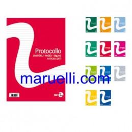Fogli Protocollo 200ff C...