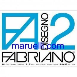 Blocco Fabriano F2 24X33...