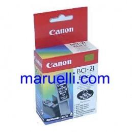 Canon Bci21 Bk Serb. Nero...