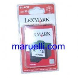 Lexmark 16 Nero...