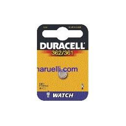 Batteria Duracel 362-361