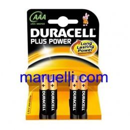 Pila Duracell Mini Stilo Bls-4