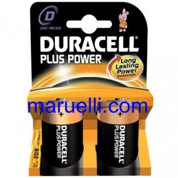 Pila Duracell Torcia Bls-2