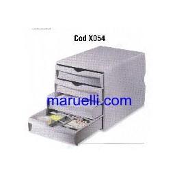 CASSETTIERA H25Cm  4...