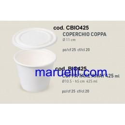 Coppa Conica Biodegradabili...