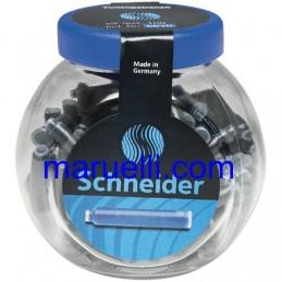 Cartucce Schneider 100Pz Blu