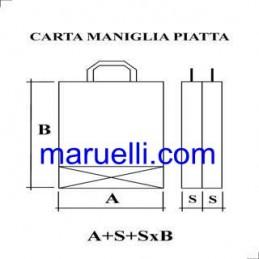 Borse Maniglia Piatta 3K Fd...