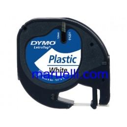 Cart Dymo Letr Plast 12x4...