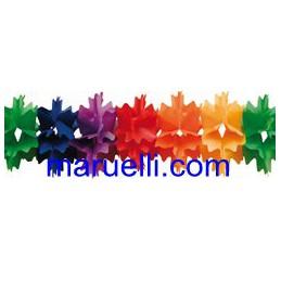 Festone Stelle Multicolor...
