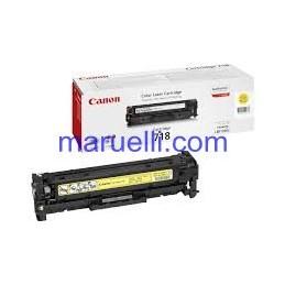 Canon Toner 718 Lbp7200 Giallo