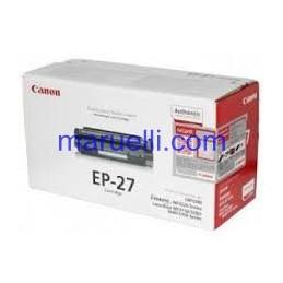 Canon Ep27 Toner Nero...