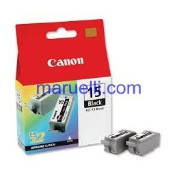 Canon Bci15Bk Nero...