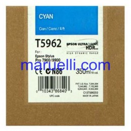 Ink-jet Cyano Epson T596200...
