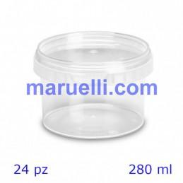 Bicchieri Jogurt 100Pz...