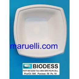 Piatti Biodegradabili e...