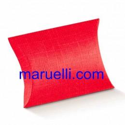 Busta 360X340X90 Seta Rosso...