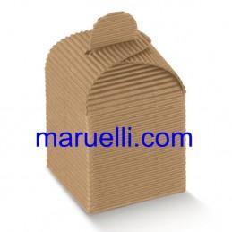 Cubetto 50X50X55 Onda Avana...