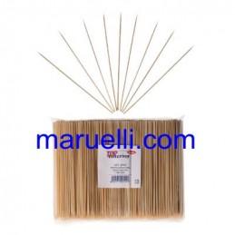 Stecchi Bamboo 100 Pz cm25...
