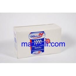 scatola pizza 100pz 20x20x3...