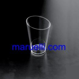 Bicchieri Conico Alto 25Pz...