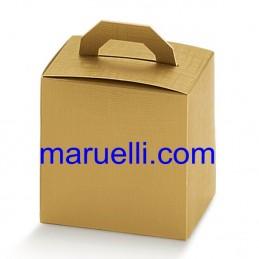 Mignon 65x50x70  Seta Oro...