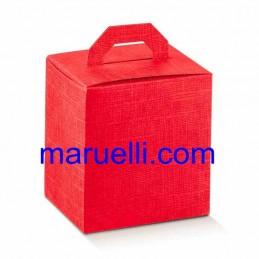 Mignon 65X50X70 Seta Rosso...