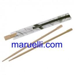 Bacchette Bamboo 21 100Pz