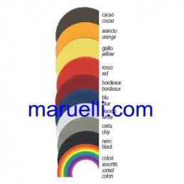 dischi pasta legno 10kg d 50