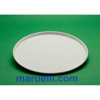 Piatti Piani Biodegradabili e Compostabili Polpa Cellulosa