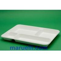 Piatti Vassoio Multiscomparto Biodegradabili e Compostabili