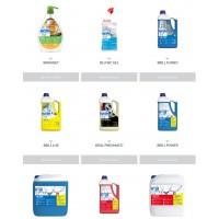 Detergenti e Ammorbidenti per Tessuti