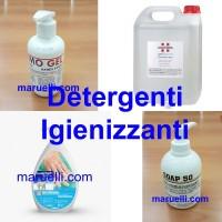 Detergenti e Gel Igienizzante per Mani Creme e Saponi