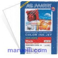 Carta Photo Ink Jet Marri per Inkjet