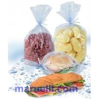 Sacchetti Freezer per Alimenti in Polietilene Trasparente Hd