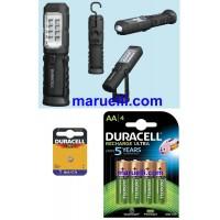 Pile Torce e Batterie Ricaricabili