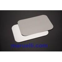 Contenitori Alluminio per Coperchio 100Pz