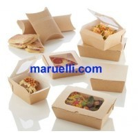Contenitori Cibi Take Away