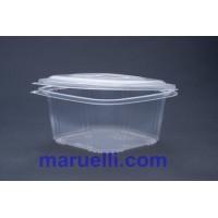 Contenitori Microonde Plastica Pp con Coperchio
